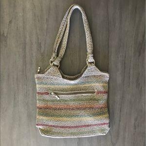 THE SAK Sequoia crochet Boho Handbag